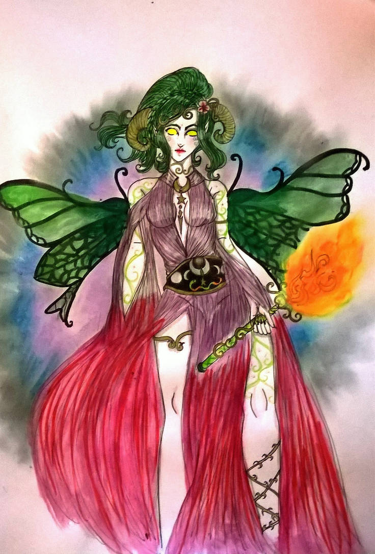 Fairy Godess by chaosqueen122