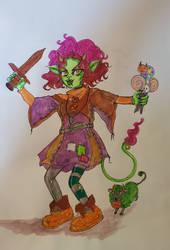Goblin 2019 by chaosqueen122