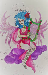 Fairy of Music by chaosqueen122