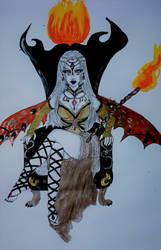 Fairy Queen by chaosqueen122