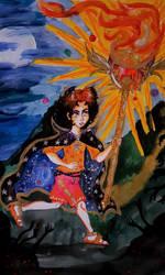 The star bearer by chaosqueen122