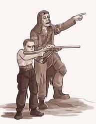 Shooting Lessons