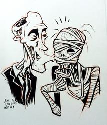 Zombie Kiss