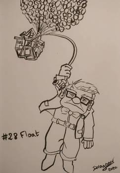 Inktober 2020 #28 - Float