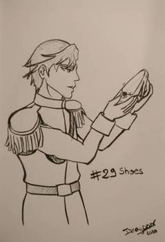 Inktober 2020 #29 - Shoes