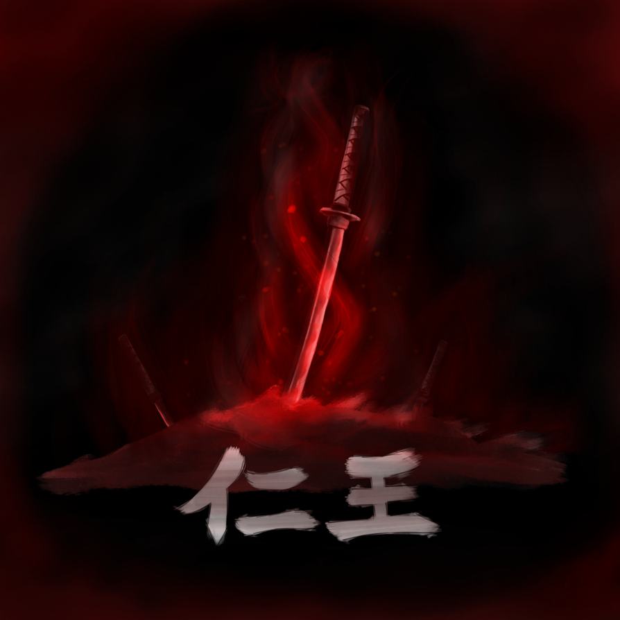 Nioh Swords / Katanas by sketchygerry
