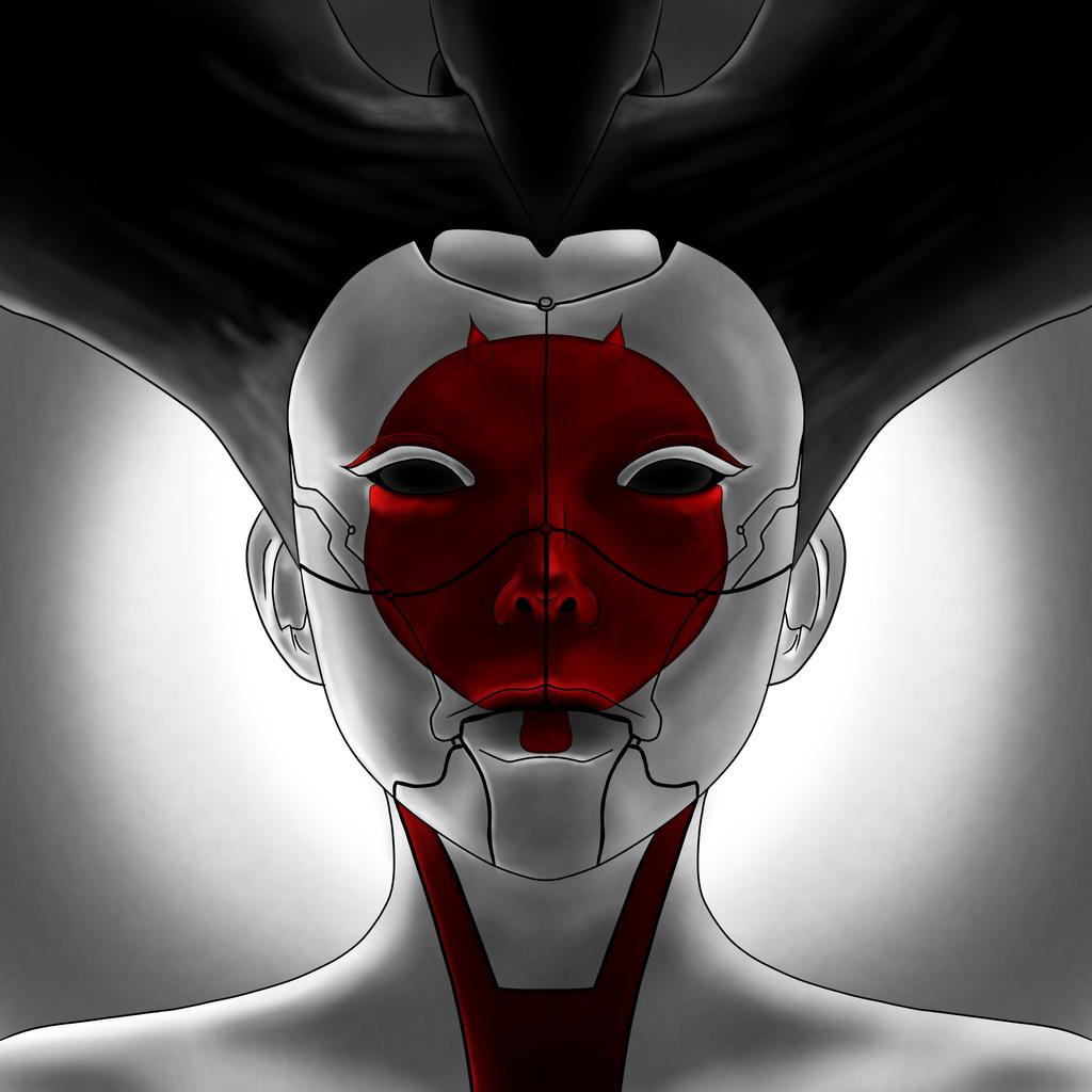 Geisha by sketchygerry