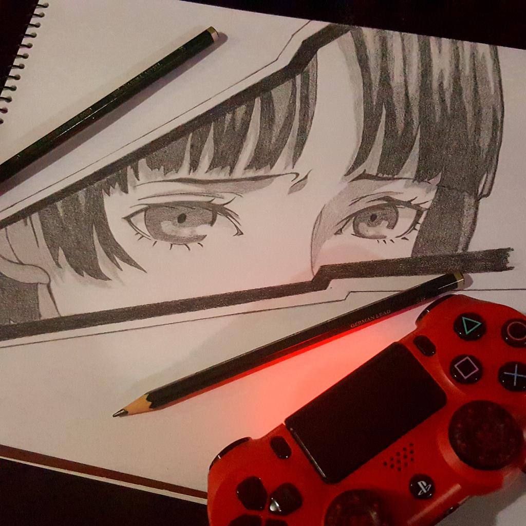 Makoto Niijima - Persona 5 by sketchygerry