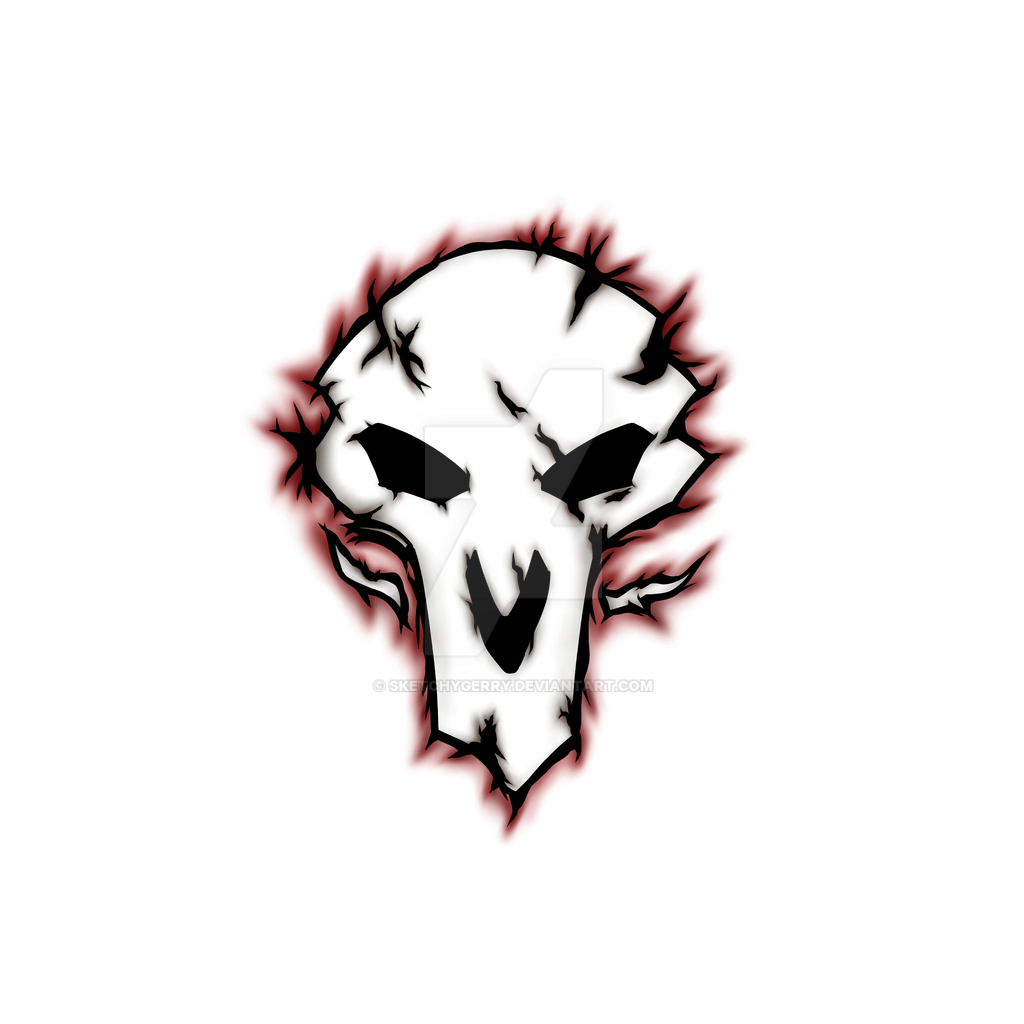 Reaper Mask - Overwatch by sketchygerry