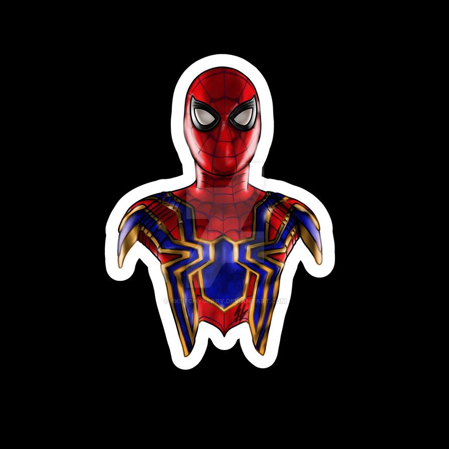 Marvel - Spiderman by sketchygerry