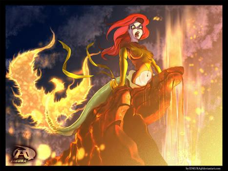Ariel Destroyer of that World