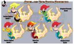 SPFBR Ariel The Dark Phoenix