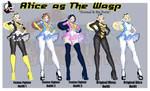 SPFBR Alice as The Wasp
