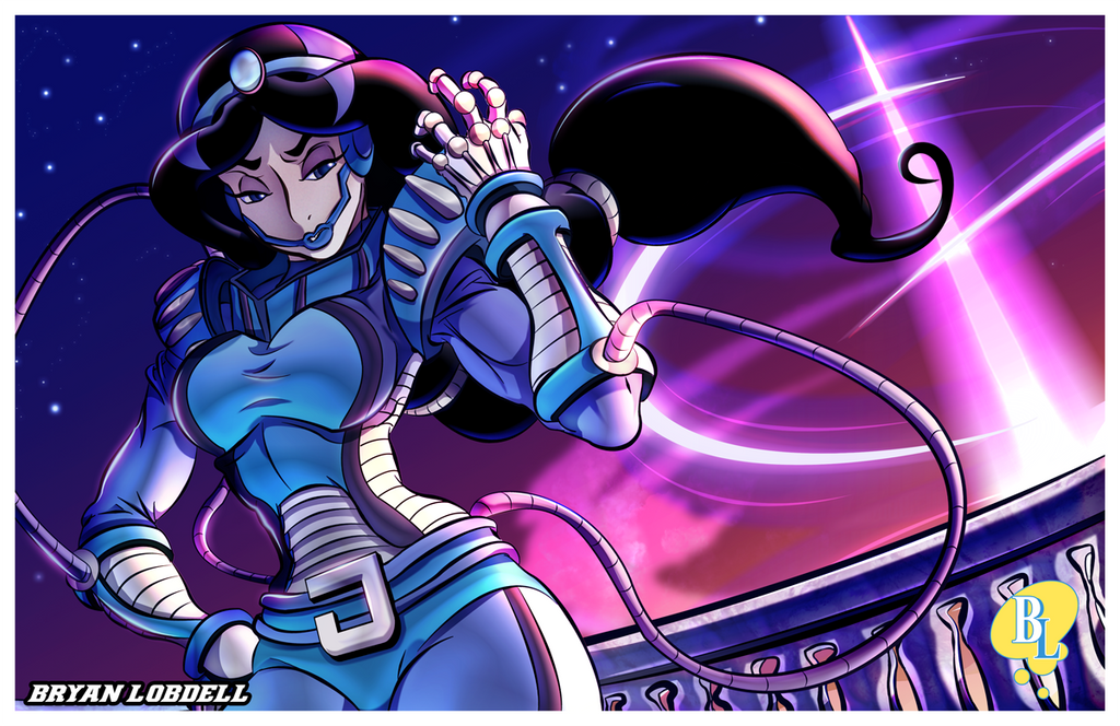 Jasmine: I am Inevitable by Bryan-Lobdell