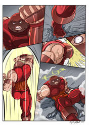 Juggernaut vs Jen
