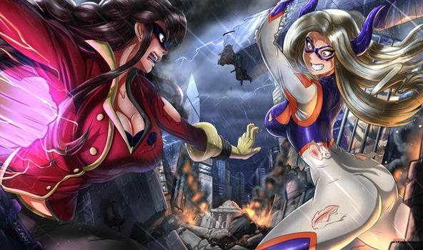 Titaness Showdown