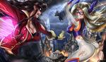 Titaness Showdown by Bryan-Lobdell