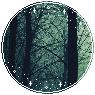 F2U|Decor|Teal Forest #4 by Mairu-Doggy