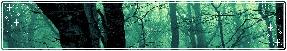 F2U|Decor|Teal Forest by Mairu-Doggy