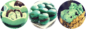 F2U|Decor| Mint Sweets #5