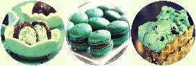 F2U|Decor| Mint Sweets #5 by Mairu-Doggy