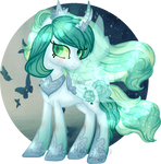 Princess Chrysalis|MLP AU|Nightverse AU
