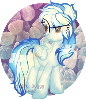 Cloudy Doshi|MLP AU|Nightverse AU by Mairu-Doggy