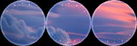 F2U|Decor|Pink Sky #2
