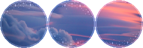 F2U|Decor|Pink Sky #2 by Mairu-Doggy