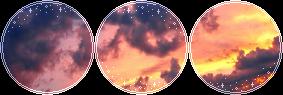F2U|Decor|Pink Sky #3