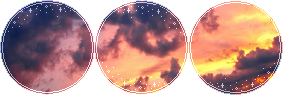 F2U|Decor|Pink Sky #3 by Mairu-Doggy
