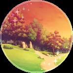 F2U|Decor|Anime Nature #2