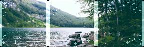 F2U|Decor|Blue Lake by Mairu-Doggy