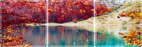 F2U|Decor|Autumn Landscape #2 by Mairu-Doggy