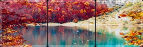 F2U|Decor|Autumn Landscape #2
