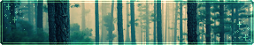 F2U|Decor|Teal Forest #8 by Mairu-Doggy