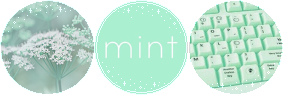 F2U|Decor|Minty by Mairu-Doggy