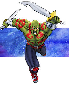 Drax Attacks!
