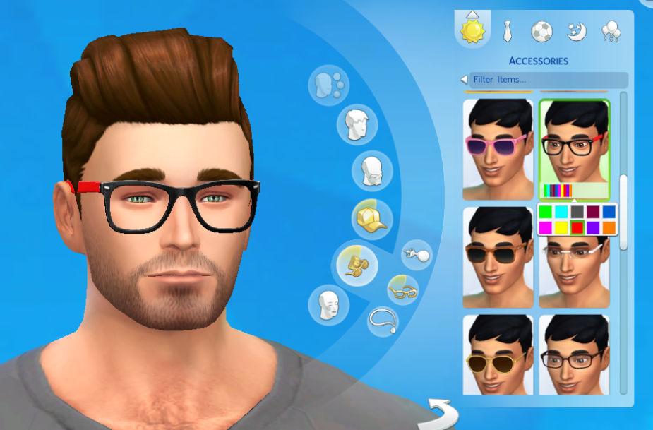 Sims 4 CC Tumblr Blog by CoolAsEiz on DeviantArt