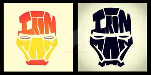 Ironman Typography