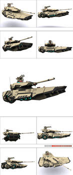 M7A6-H hover tank