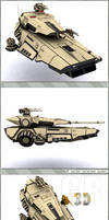 Hover Tank Composition 2