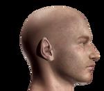 male elf face stock