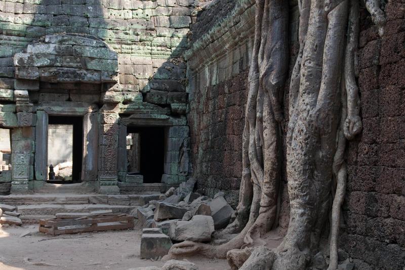 Angkor Wat II by cubstock