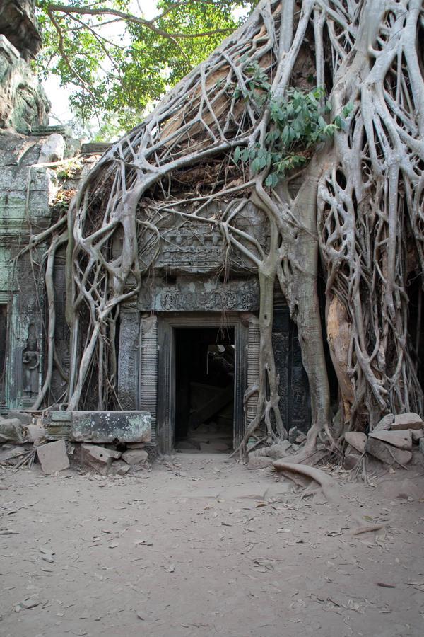 Angkor Wat III by cubstock