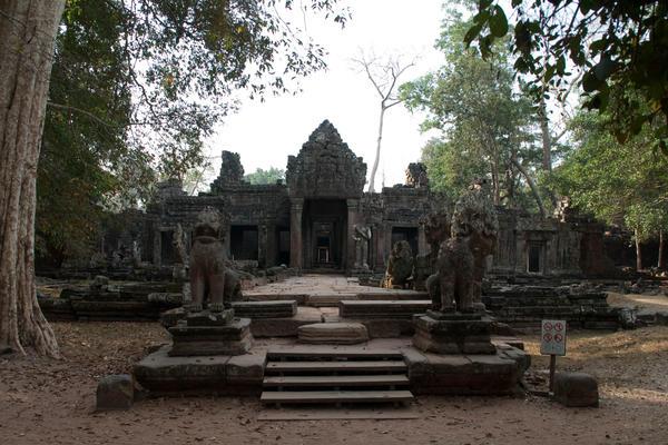 Angkor Wat IV by cubstock