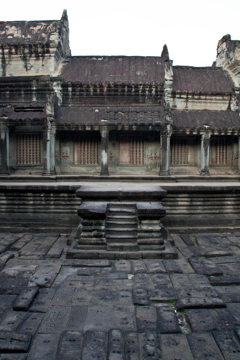 Angkor Wat V by cubstock