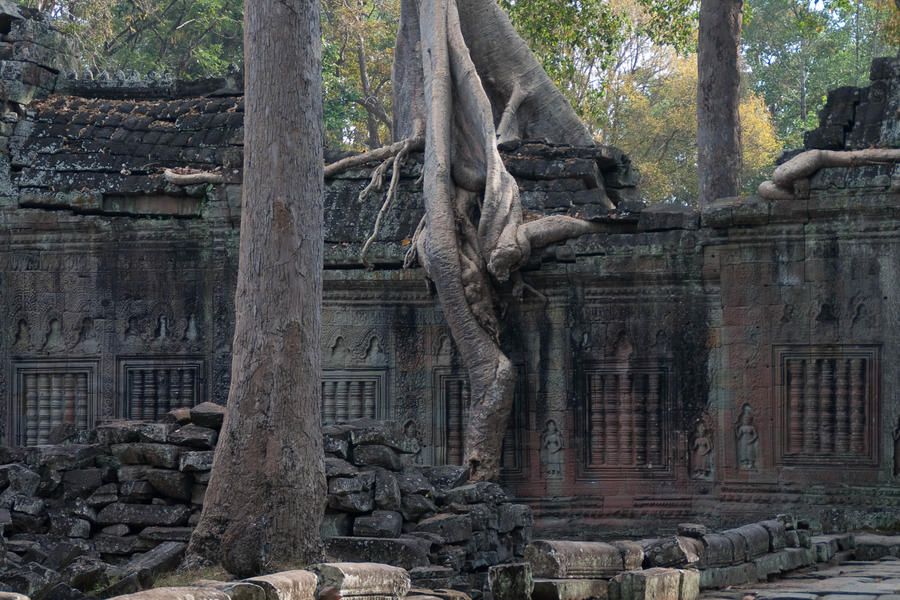 angkor Wat VII by cubstock