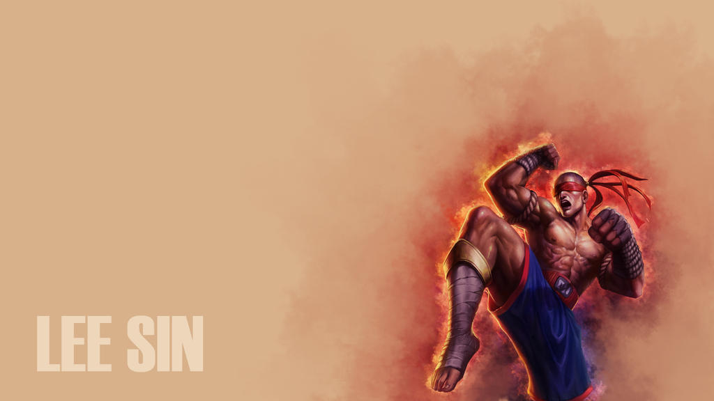 lee sin wallpaper - photo #18