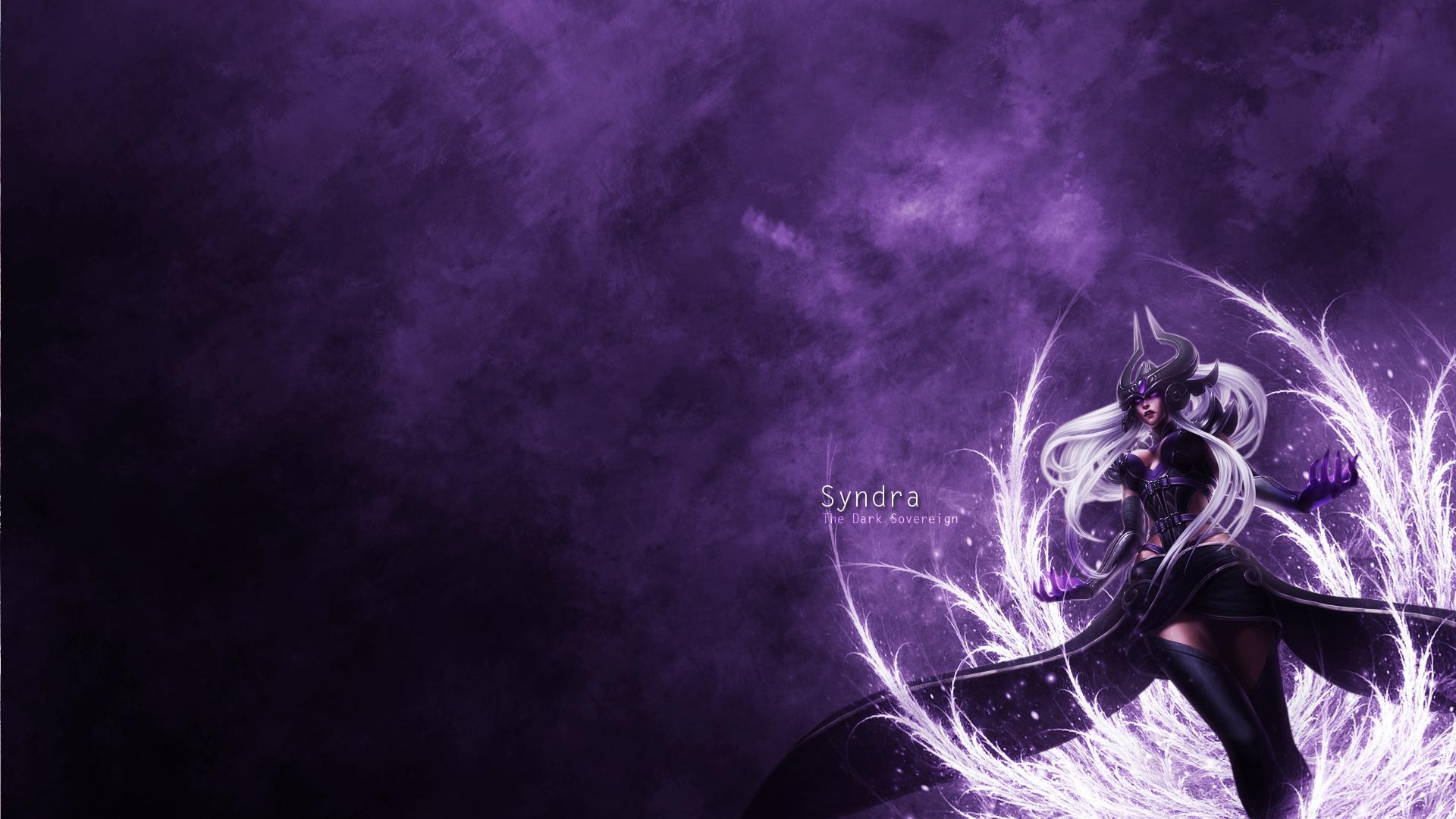 Syndra League of Legends on Pinterest | deviantART, League ...
